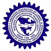 Building and Trades AFLCIO Retina Logo
